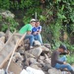 Boys and Rocks