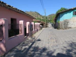 Santa Lucia Street