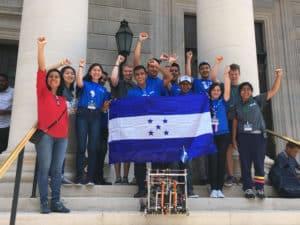 WHS & Honduras in DC